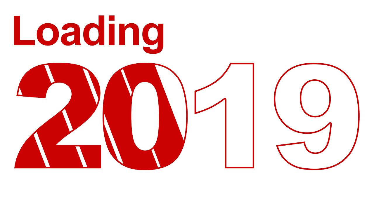 Alles Gute für 2019