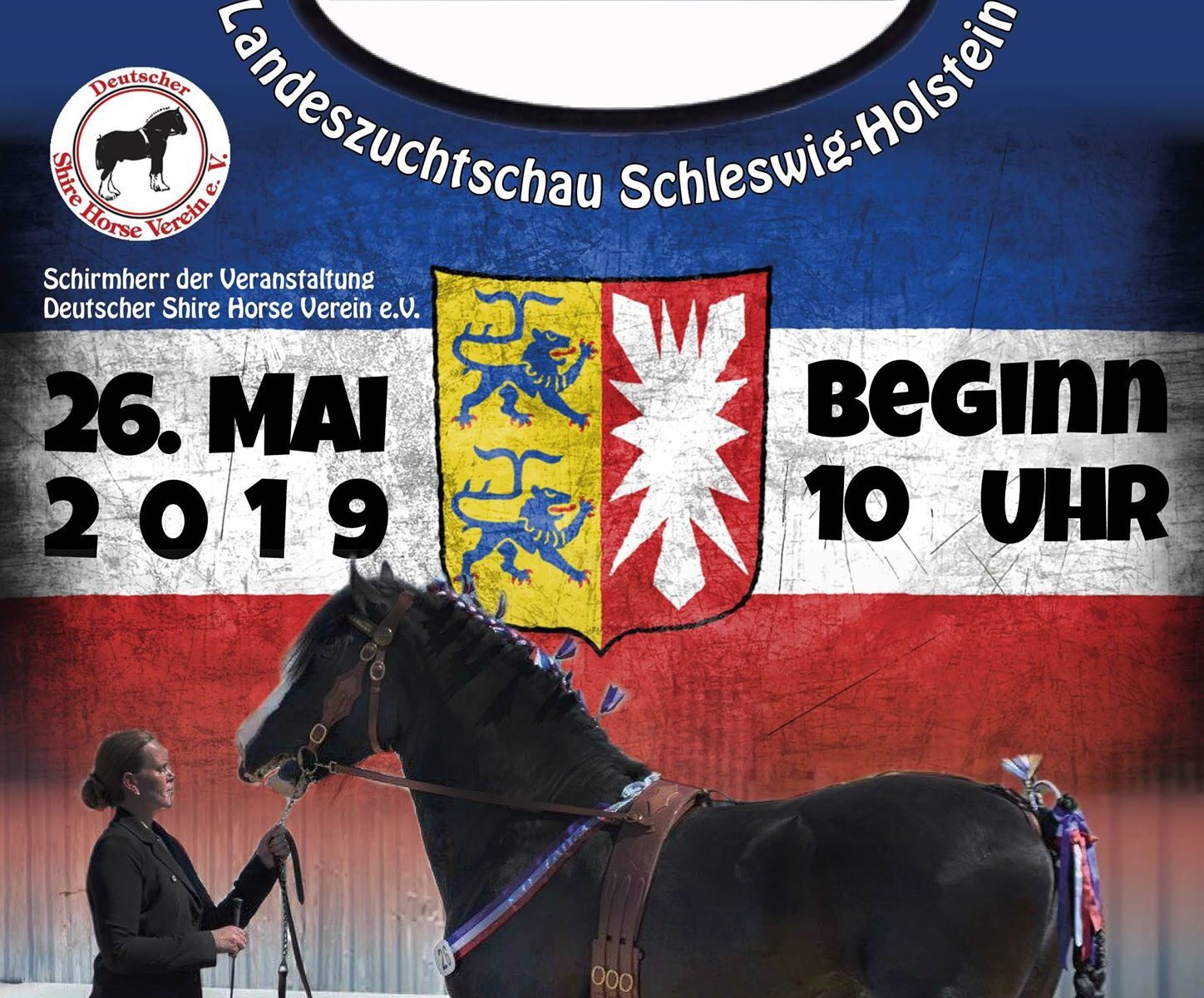 Flyer Ostsee Shire Horse Show 2019