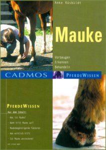 Cover Mauke Cadmos Verlag