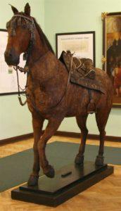 Pferd Wallensteins